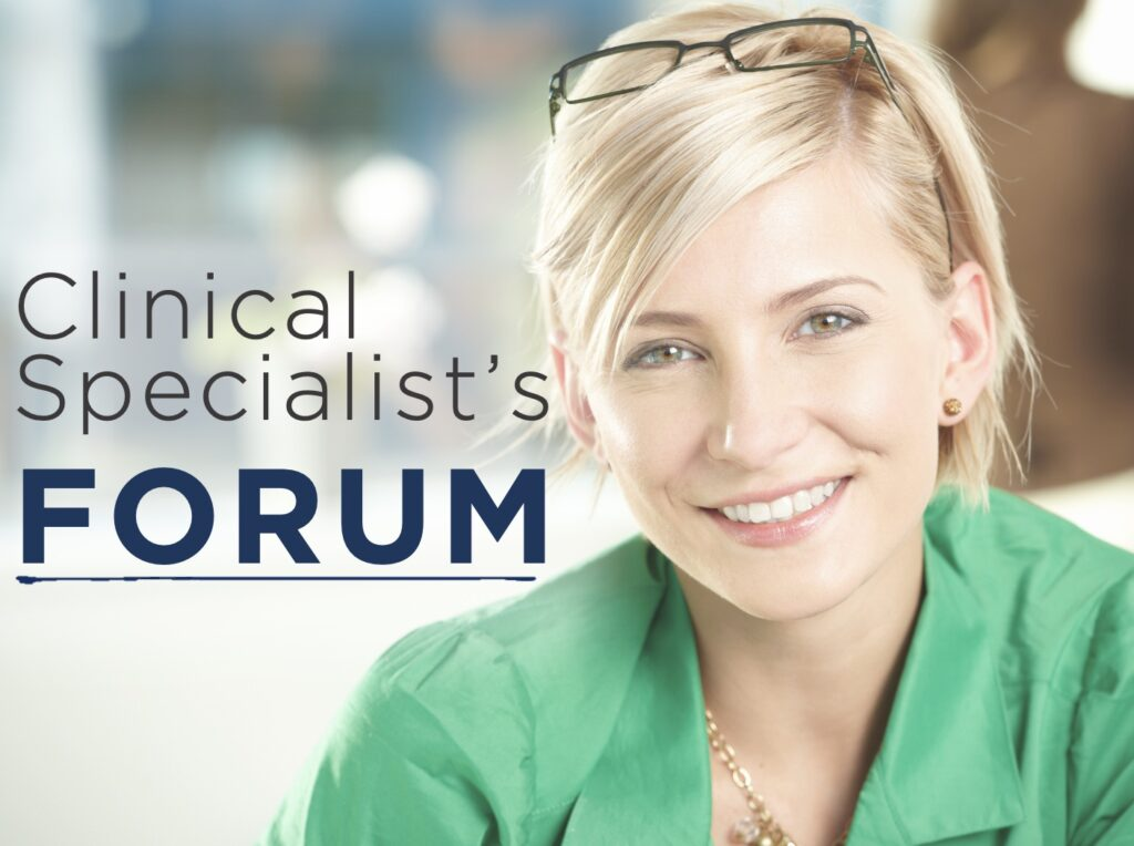 clinical-specialist-forum